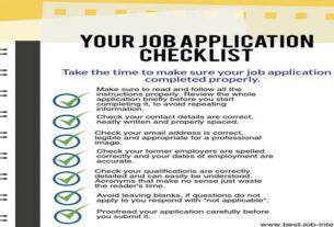 Tips Applying for Online job