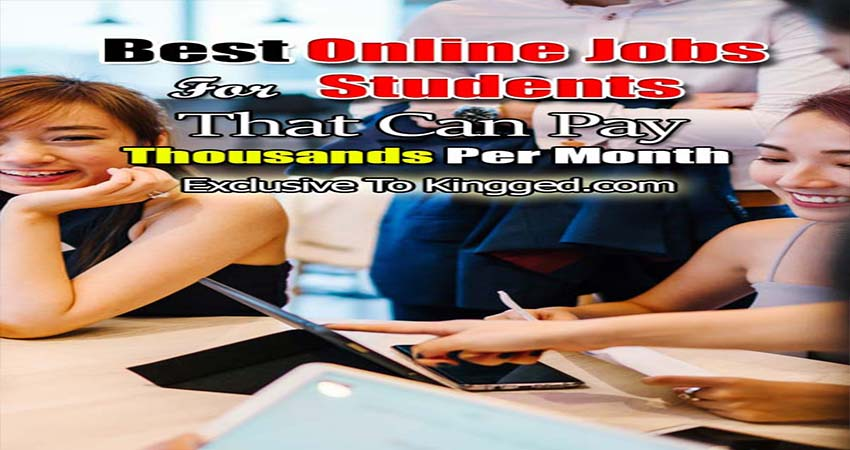 recommended online jobs